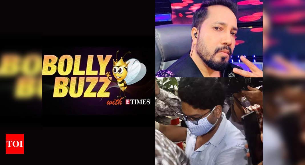 Bolly Buzz: Mika Singh slams Kamaal R Khan, NCB tracks SSR's friend Siddharth Pithani through Instagram – Times of India