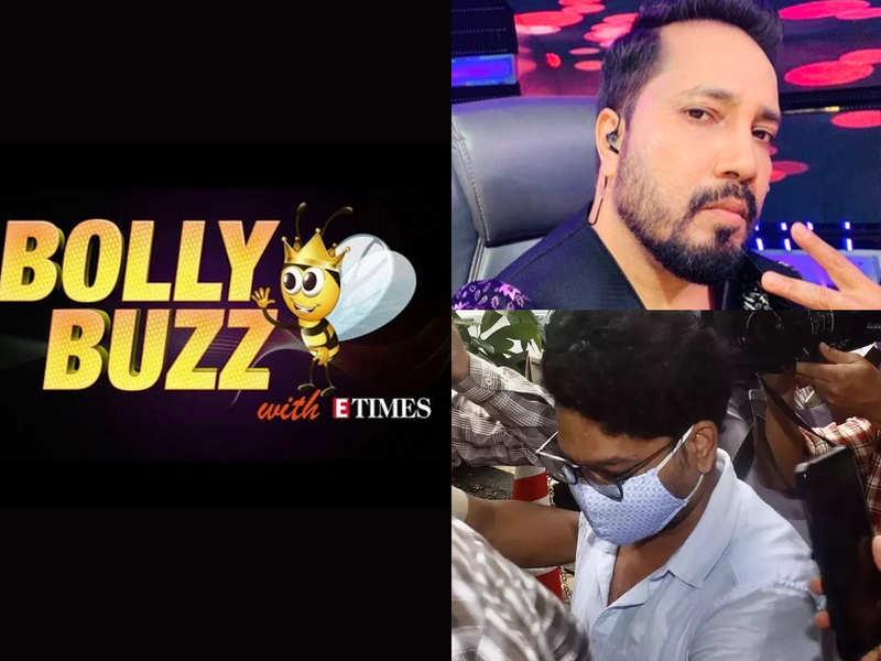 Bolly Buzz: Mika Singh slams Kamaal R Khan, NCB tracks SSR's friend Siddharth Pithani through Instagram