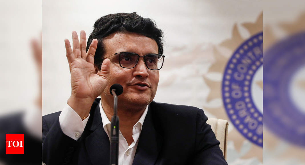 BCCI given time till June 28 to take call on hosting T20 World Cup: Sourav Ganguly | Cricket News – Times of India