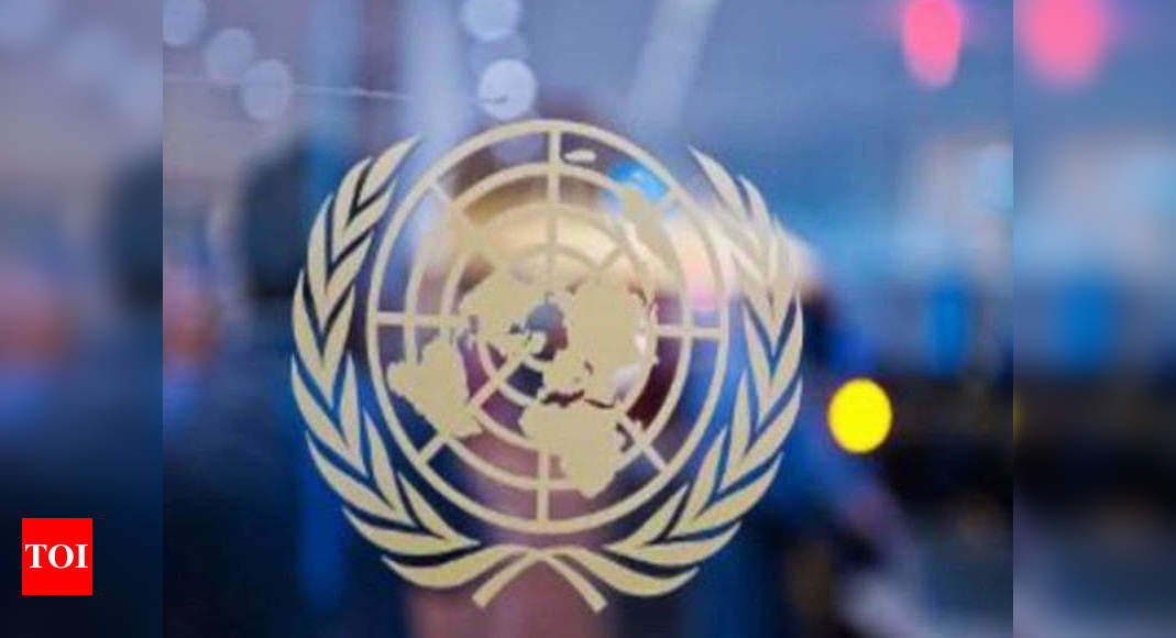 Security Council to recommend next UN chief this month – Times of India