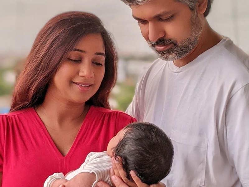 Shreya Ghoshal names her baby boy Devyaan