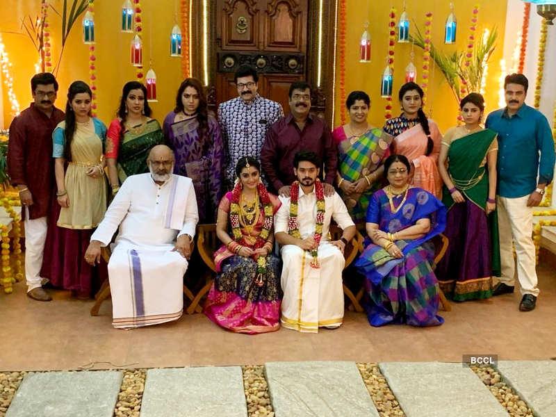 Surendar Shanmugam turns emotional remembering late actor Venkat Subha; shares BTS videos from the sets of Thirumagal (Photo - Instagram)