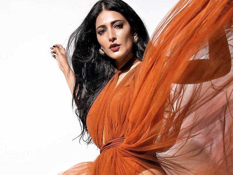 Hyderabad Times Most Desirable Woman 2020: Shruti Haasan