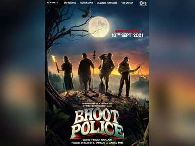 Ramesh Taurani: Bhoot Police will release on OTT