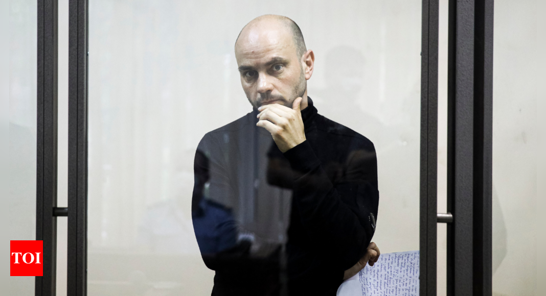 Russian opposition activist sent to jail amid crackdown