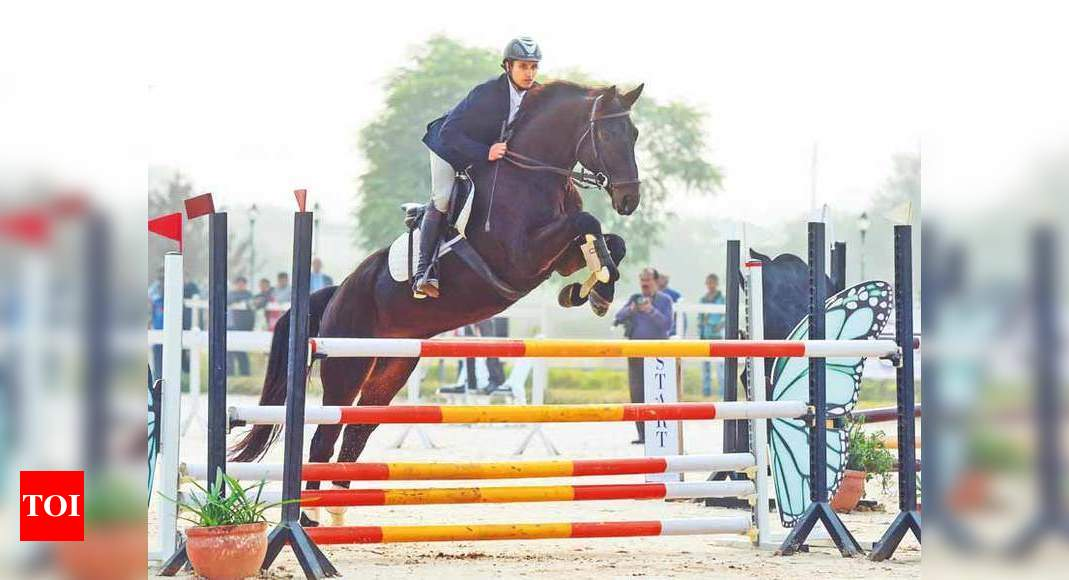 Nothing will stop me from achieving the Olympic dream: Fouaad Mirza   Tokyo Olympics News – Times of India