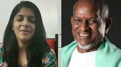 Aparna Balamurali sends birthday wishes to Ilayaraja