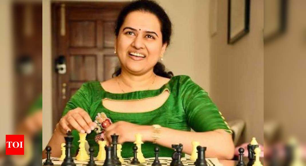 Koneru Humpy qualifies for women's Candidates   Chess News – Times of India