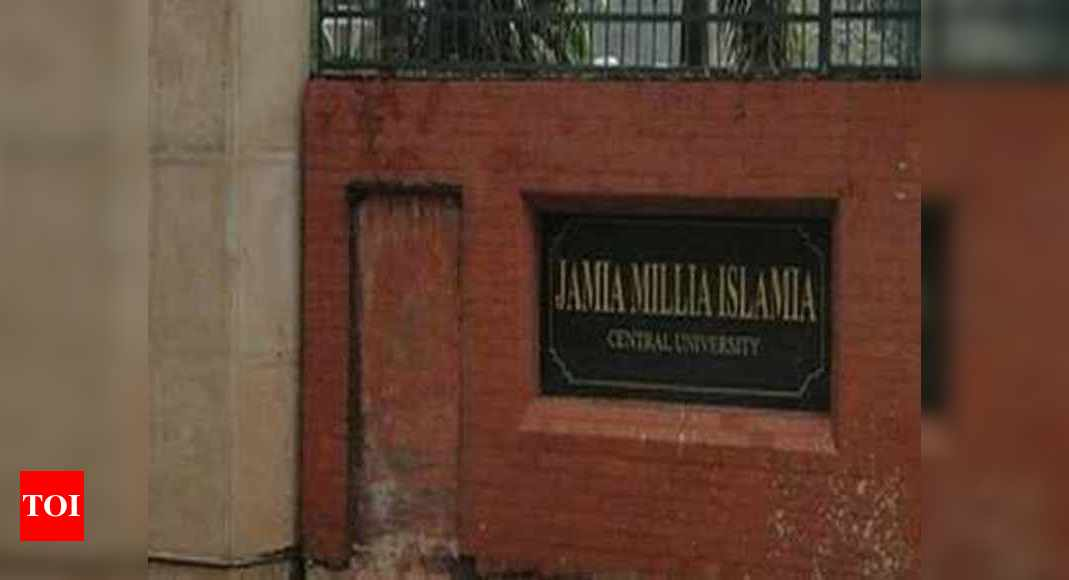 Jamia entrance likely on June 22, JNU may delay it – Times of India