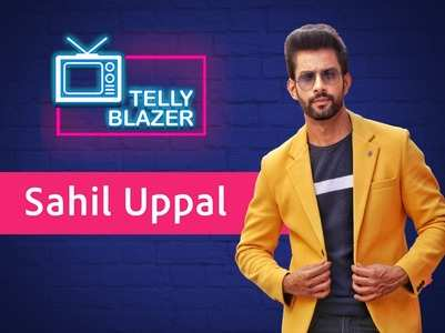Sahil Uppal on being depressed due to work