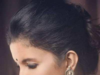 Anuradha Mukherjee's ethnic looks