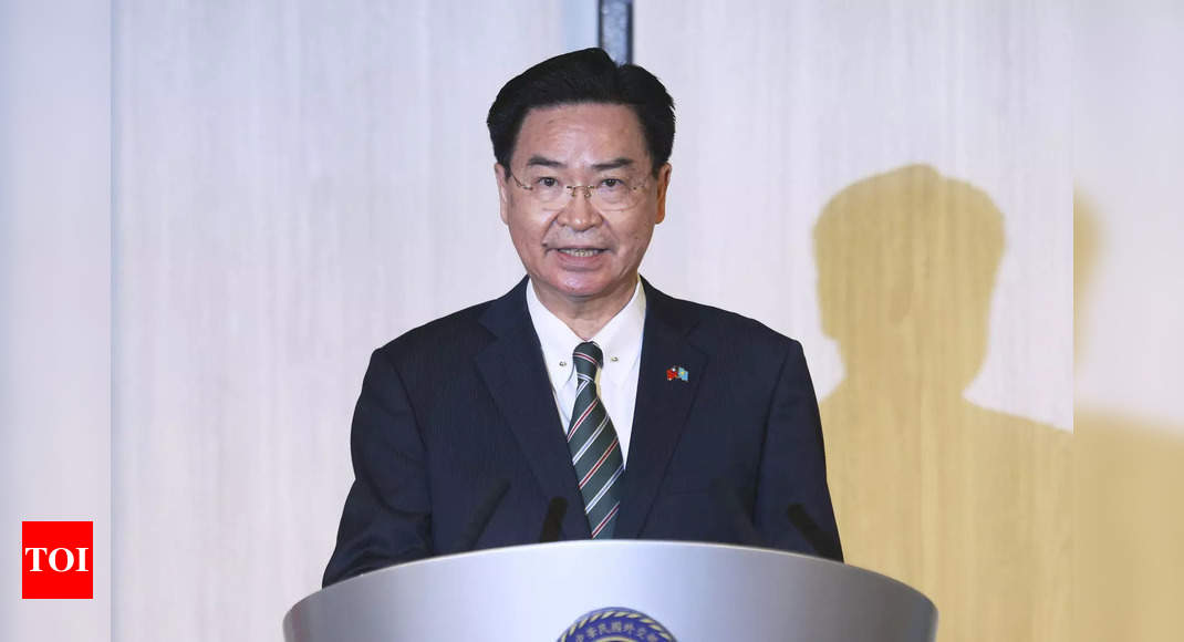 Taiwan: China exploiting Covid vaccines for political gain – Times of India