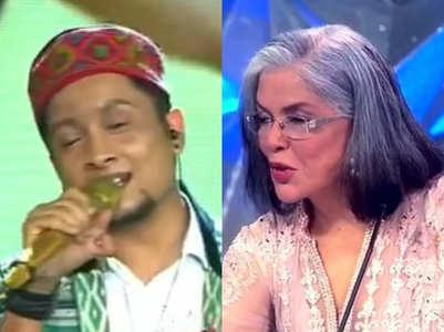 Indian Idol: Zeenat Aman praises Pawandeep