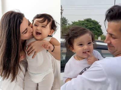 Ekta-Sumeet' baby boy Ved turns one