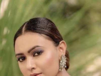 Top 10 beautiful photos of Alisha Prajapati