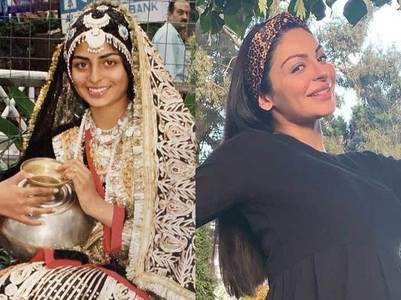 Neeru Bajwa: Beauty In Black