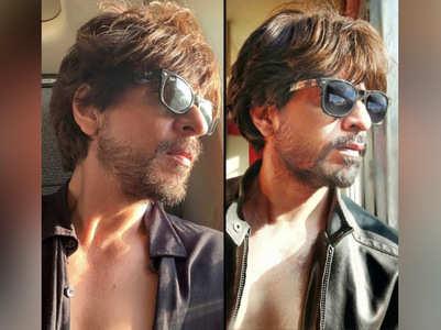 Meet Shah Rukh Khan's lookalike Ibrahim