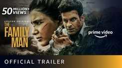 'The Family Man Season 2' Trailer: Manoj Bajpayee, Priyamani And Samantha Akkineni starrer 'The Family Man' Official Trailer