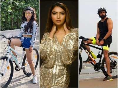 TV actors reminisce fond cycling memories