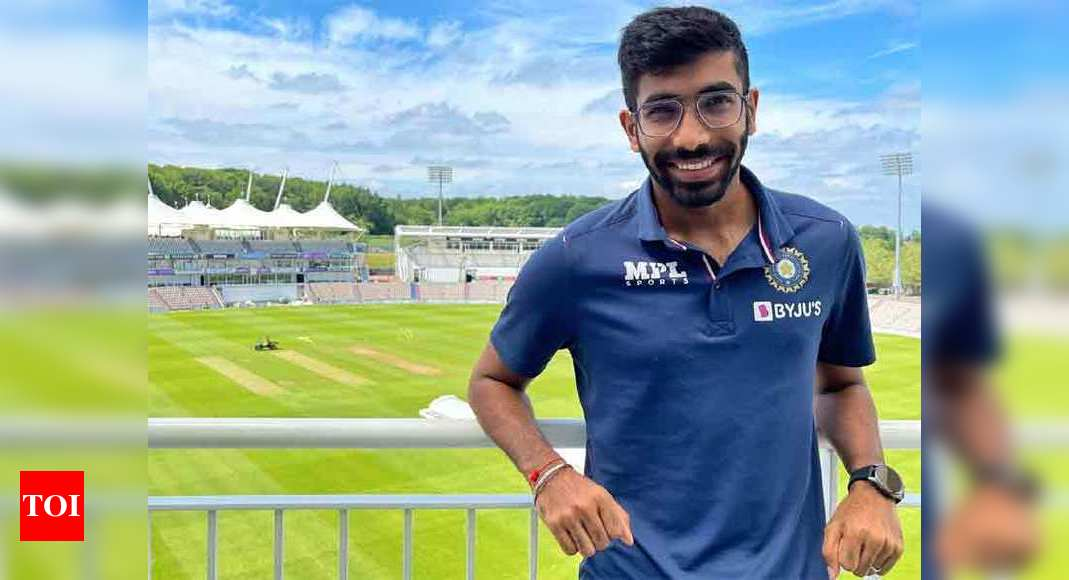 Indian cricket teams touch base in Southampton   Cricket News – Times of India