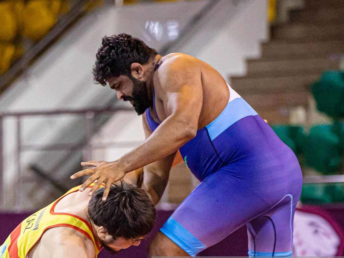 Olympic-bound wrestler Sumit Malik fails dope test, provisionally suspended    More sports News - Times of India