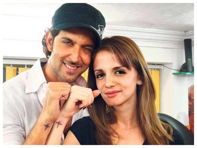 When Sussanne Khan opened up about her inter-caste marriage with Hrithik Roshan