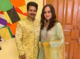 Karan Mehra, co-star Himanshi's chat goes viral