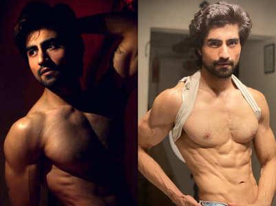 Harshad's shirtless pics scream hotness