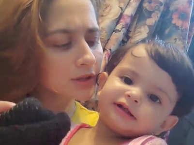 Sanjeeda's homework session with Ayra