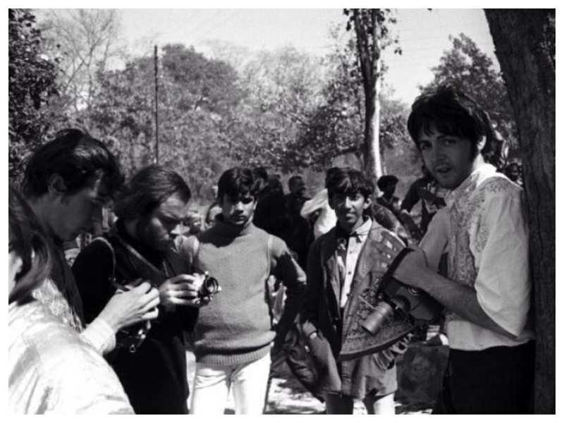 Pic: The Beatles Instaram