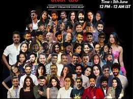 Catch your favourite Kannada stars, singers, entertainers today in a live 12-hour online fundraiser for those affected by the pandemic
