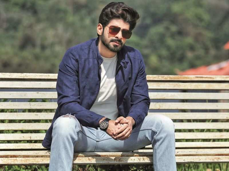Dheekshith Shetty plays a cameo in a television serial