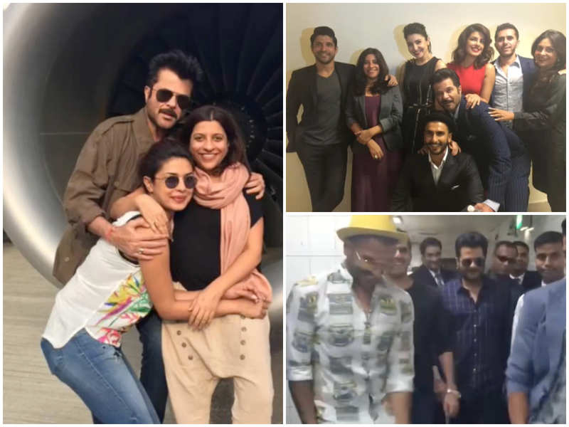 Anil Kapoor celebrates 6 years of 'Dil Dhadakne Do' with a BTS video montage