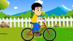 Watch Best Children Gujarati Nursery Rhyme 'Cycle Mari Sarara Jai' for Kids - Check out Fun Kids Nursery Rhymes And Baby Songs In Gujarati.