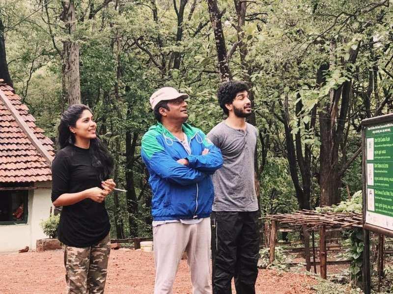 Samyukta Hornad thanks Prakash Raj for inspiring her to become a nature lover