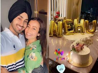 Rohan pens note for Neha on her birthday