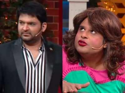 Krushna hints at TKSS returning to TV soon