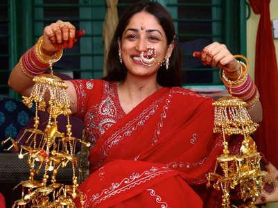 Yami Gautam and her wedding looks