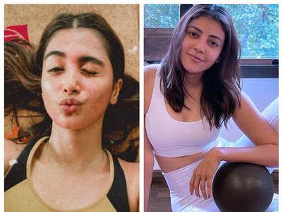 Divas who look stunning in gym wear