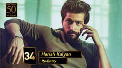 Harish Kalyan bags the top spot on the Chennai Times Most Desirable Men's list of 2020