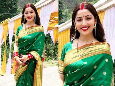 Yami Gautam's first look post-wedding