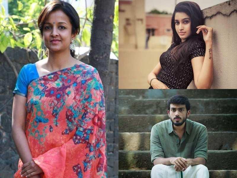 Kalidas Jayaram and Tanya Ravichandran roped in for Kiruthiga Udhayanidhi's next