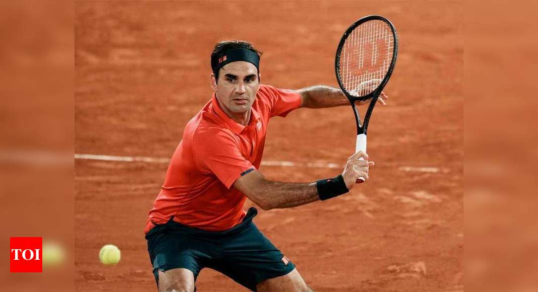 Five Roger Federer moments at French Open | Tennis News – Times of India