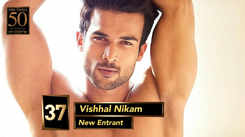 Vishhal Nikam grabs the top spot on the Pune Times Most Desirable Men's list of 2020