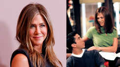 Here's proof that Rachel Green aka Jennifer Aniston is still hung up on 'Friends: The Reunion', as are we!