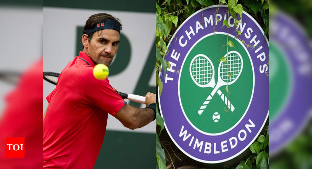 Wimbledon calls to Federer to keep Grand Slam legacy alive | Tennis News – Times of India