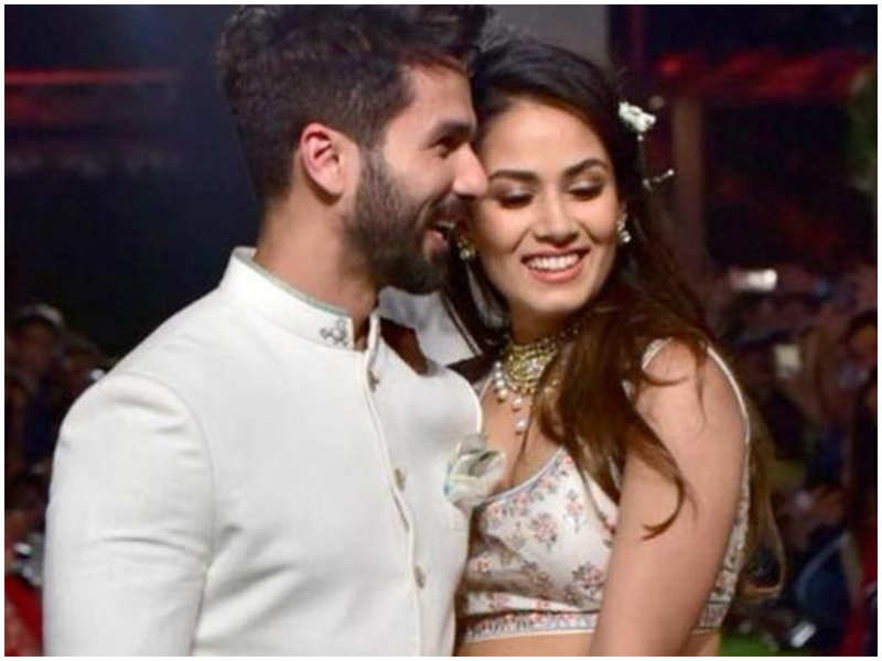 Shahid Kapoor's romantic gesture for Mira Kapoor will melt every fan's heart too