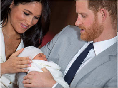 Harry & Meghan welcome their second baby