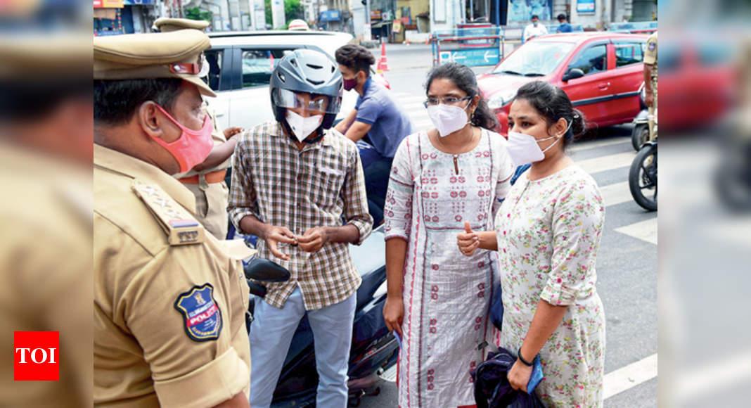 Telangana government call on lockdown tomorrow   Hyderabad News – Times of India