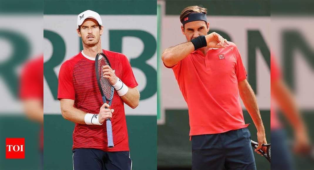 Andy Murray backs Roger Federer's 'sensible decision' to pull out of French Open | Tennis News – Times of India